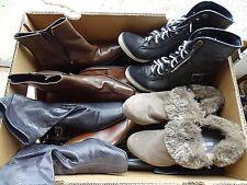 Damen Winter Schuhe-10 Paar im SET Gr.37- für Wiederverkäufer-DWS-37-003