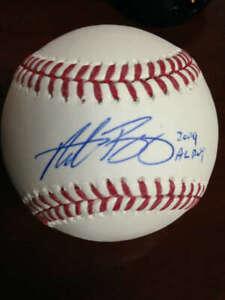 Andrew Bailey Autographed ROMLB Baseball AL ROY 2009