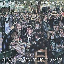 Rod Stewart  - A Night on the Town [Bonus Tracks](CD, Aug-2009, Stiefel Enterta