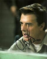 CHRIS NOTH GENUINE AUTHENTIC SIGNED 10X8 PHOTO AFTAL & UACC A