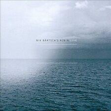 Nik Bärtsch's Ronin: Live 2006 CD minimalist jazz zen funk free US shipping!
