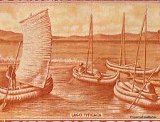 PEROU billet neuf 10 SOLES DE ORO Pick93 GARCILASO INCA VEGA  lac TITICACA 1968