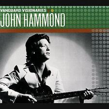 John Hammond Vanguard Visionaries - SEALED/NEW CD