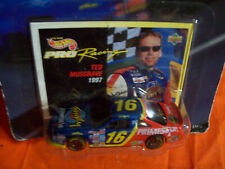 #16 TED MUSGRAVE FAMILY PRIMESTAR HOT WHEELS 1997 1/64 SCALE NASCAR 1st EDITION