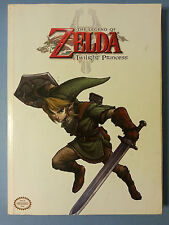 The Legend of Zelda: The Twilight Princess Prima Guide WHITE Nintendo Wii
