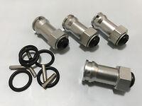 Aluminum 12mm Hex 17mm Wheel Extension Traxxas Slash Stampede 4X4