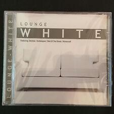 LOUNGE WHITE CD. Brand New & Sealed. Decline, Gobstopper, Hovercraft