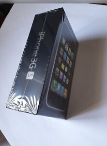 BRAND NEW Apple iPhone 3G S- 16GB - Black (AT&T) FACTORY SEALED