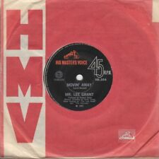 Mr Lee Grant Movin' Away HMV HR304 (New Zealand ) Soul Northern Motown