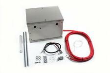 Batterie Kasten Kofferraum ALU Case Batteriekasten versetzen Kabel Box
