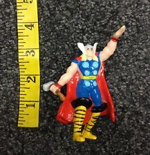 1990 Marvel Thor PVC Figure Used free shipping