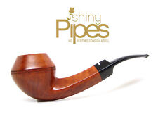 Don Carlos 1 NOTE Stunning Large Bent Rhodesian Estate Pipe - a26