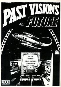 Doctor Who Quatermass Adam Adamant Timeslip UFO Avengers Prisoner Space 1999 BFI