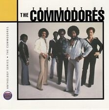 The Commodores --Anthology --2 CDs w/39 Trks
