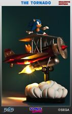 First4Figures Sonic the Hedgehog Sonic Tornado Exclusive Edition Mint in Box