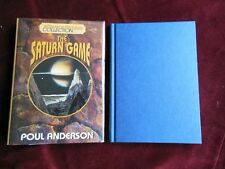Poul Anderson - THE SATURN GAME - 1st thus SFBC Collection