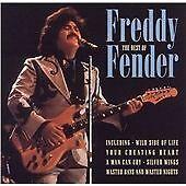 The Best Of - Fender, Freddy Audio CD