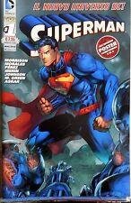 FUMETTO SUPERMAN N.1 DC COMICS LION 2012
