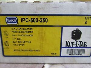 Lot of 14 - Ilsco IPC-500-250 Insulation Piercing Connectors