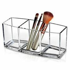 Acrylic Makeup Organizer Cosmetic Holder Makeup Tools Storage Box Brush Holder