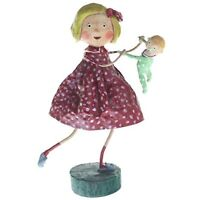 "Lori Mitchell Mom Dancing with Baby Figurine 7"" Mother's Day - Ships Globally!"