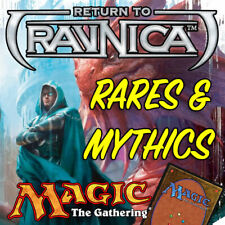 Magic the Gathering MTG Return to Ravnica RTR Mythic Rares & Rare Cards NM/M