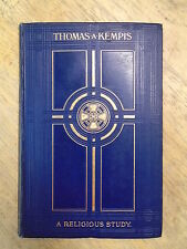 Thomas a Kempis von REV D Butler-Oliphant, Anderson & Ferrier * 1st Edition * H/B