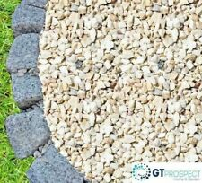 Decorative CHIPPINGS Stone Cappuccino Gravel HOME LANDSCAPE GARDEN GC0816 20kg