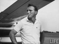Young Arnold Palmer Black and White Life Magazine 8x10 Photo