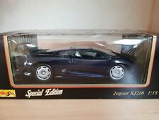 Maisto Special Edition Jaguar XJ220 1:18