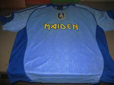 2013 Iron Maiden Soccer Football Jersey - Size XXX-Large