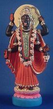 Hindu Goddess Kali Ma 6 inch Handpainted Puja Murti Pagan Statue #KAL