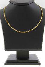A1332-333er Gelbgold Kette Lang 41,5 cm Breit 2 mm Gewicht 4,1 Gramm