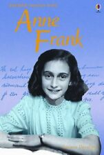 Usborne Young Reading: Anne Frank by Susanna Davidson c2006 VGC Hardcover