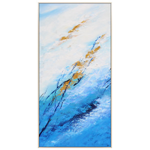 YA1208 Modern Hand-painted abstract oil painting Home decora unframed