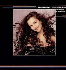 Dennerlein Barbara, Plays Classics - Redken Promo 1989 Hammond LP