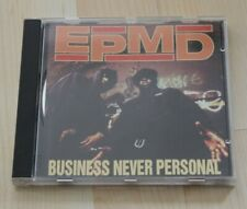 EPMD - Business Never Personal - Rap Hip Hop CD vom Feinsten  OLD SCHOOL