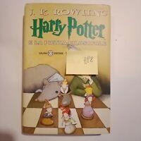J.K.Rowling - Harry Potter e la pietra filosofale -22°rist Salani dic. 2001(HP8)