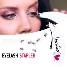 Eyelash Stapler Natural Curl Mini False Extensions Fake Lashes With 45Eyelashes