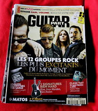 Guitar Part #259 French Language magazine Eagles of Death Metal , Rival Sons