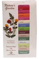 Auroshikha Natures Garden Mini Palette Incense 15 Fragrance