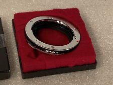 Olympus Zuiko Auto Extension Tube 7mm Camera OM Lens Macro Vintage Japan