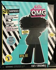 LOL Surprise OMG doll  ROYAL BEE  Brand New. Very HTF Factory Sealed!