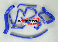 For FORD RANGER PJ 3.0 TURBO DIESEL 2006-2011 Radiator Silicone heater hose BLUE