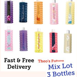 3 x Avon BUBBLE BATH 500ml each LUCKY DIP - Treat Yourself