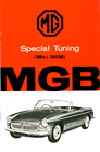 Tune MG MGB 1800cc Race High Performance Special Tuning Owners Handbook