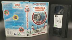 Thomas And Friends - Happy Little Helpers (VHS) All New Stories