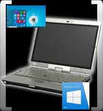 HP ELITEBOOK 2730p 12,1 ZOLL INTEL DUALCORE 1,86GHZ 4GB RAM 120GB HDD WINDOWS 10