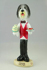 WAITER BEARDED COLLIE-SEE INTERCHANGEABLE BREEDS & BODIES @ EBAY STORE