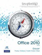 Exploring Microsoft Office 2010 Plus (Custom Phit: The Pearson Custom Program fo